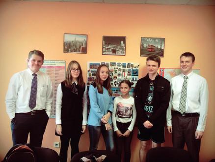 Уроки английского языка с носителями языка в Екатеринбурге