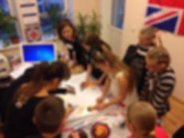 курсы английский для детей