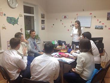 Деловой английский язык в Екатеринбурге, Берёзовский, курс делового английского
