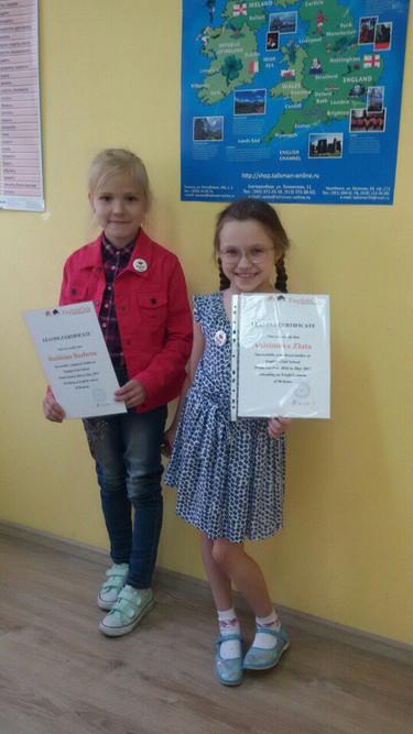 Уроки английского языка школа для детей