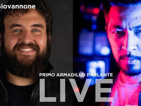 HYST - Primo Armadillo Parlante Live