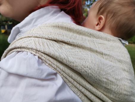 Fascie porta Bebè  abbiamo provato - Elemental - Amrita