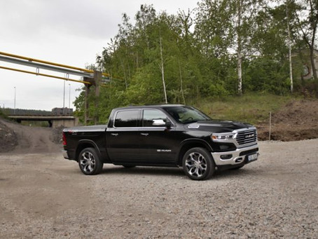 auto-mania.cz - test RAM 1500 full-size pick-up
