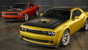 Dodge Challenger – limitovaná sběratelská edice k 50. výročí
