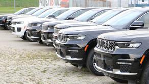Jeep Grand Cherokee 2021 skladem
