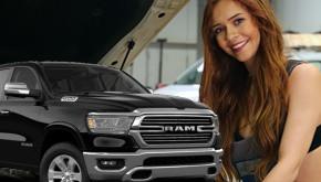Ceník servisních prohlídek Dodge RAM 1500 5,7 V8
