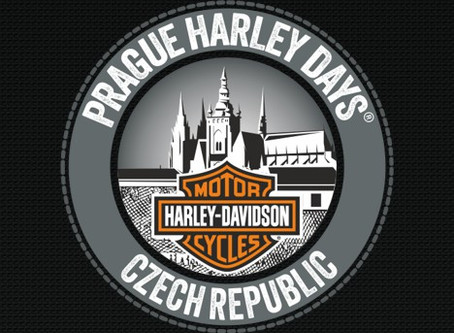 Prague Harley Days 2019