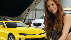 Ceník servisních prohlídek Chevrolet Camaro V8