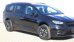 Chrysler Pacifica 2021 skladem