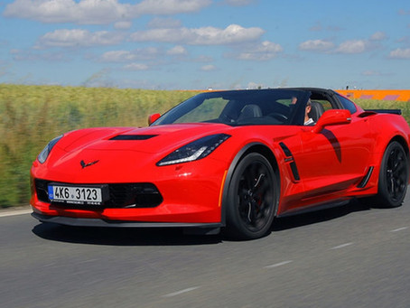 Auto.cz - test Chevrolet Corvette C7
