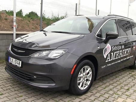 Chrysler Pacifica skladem ihned k odběru za akční cenu!