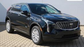 Cadillac XT4 diesel. Již za 990 000 Kč.