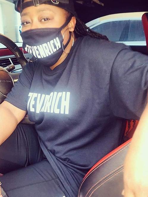 #7evenRich shirt-mask Combo