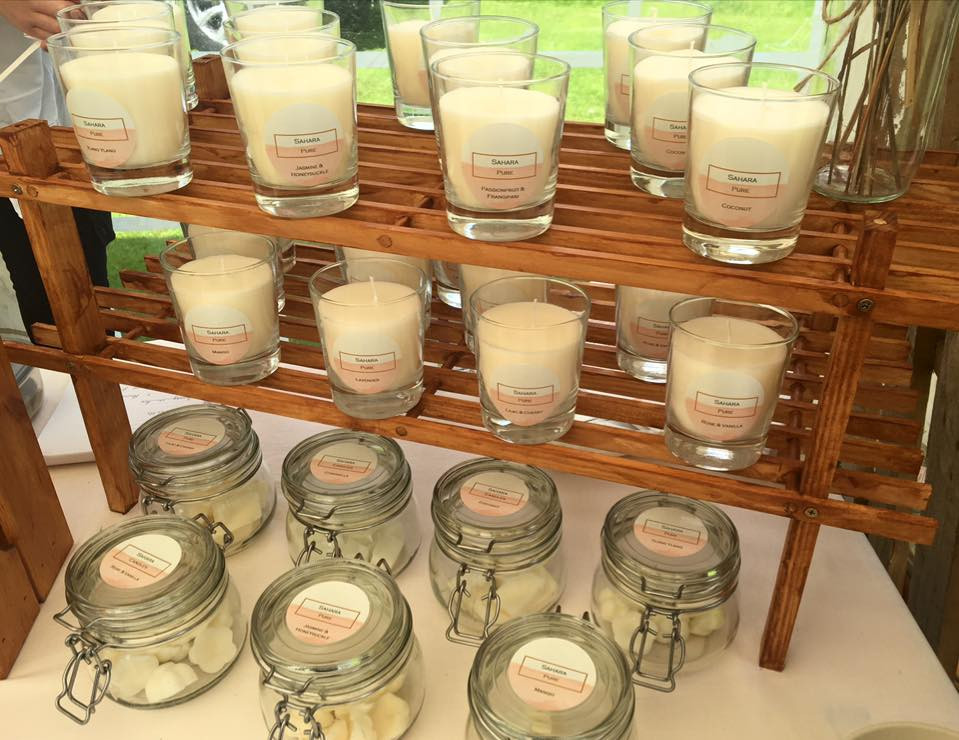 Pure Candles