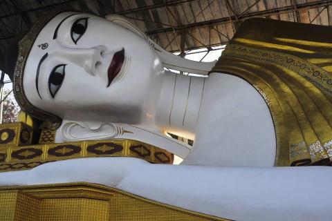 Reclining Buddha (Dawei City Tour)