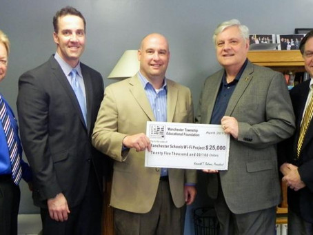 MTEF Donates $25,000 to Help WiFi Manchester