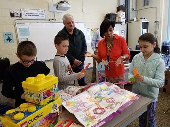 Whiting School Gets Makerspace Grant