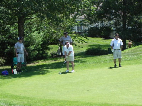 5th Annual Golf Outing a Huge Success