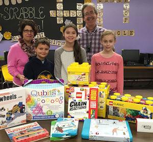Makerspace Grant for Ridgeway School