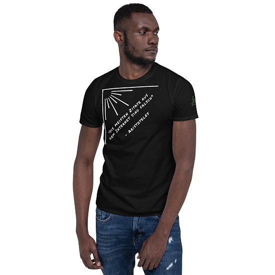 Die meisten Zitate - Herren T-Shirt
