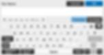 sharp smart keyboard