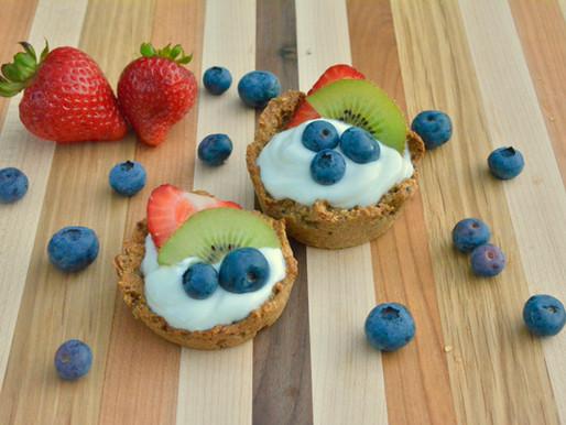 Fruit & Yogurt Tart
