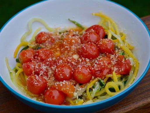 Cherry Tomato Spaghetti Sauce