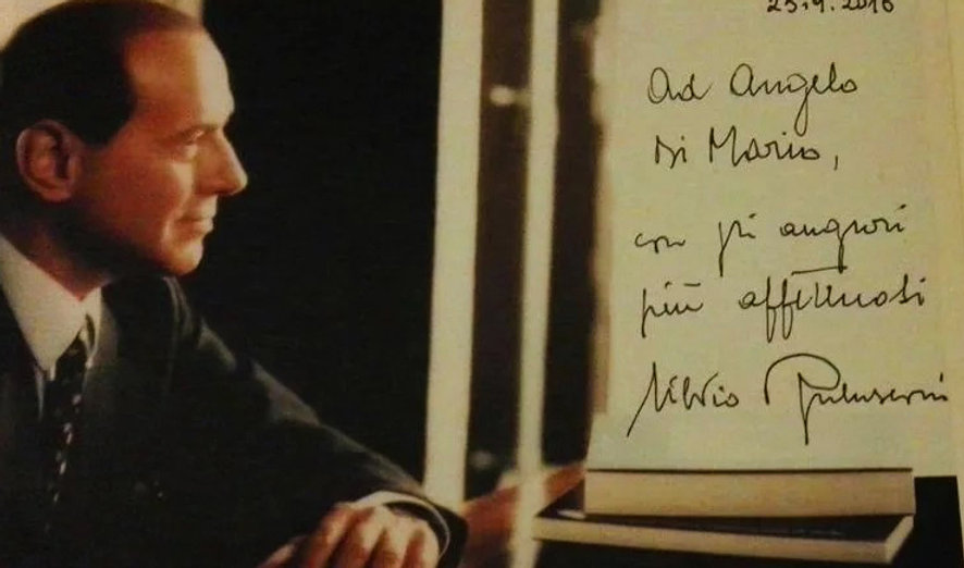 Di Mario Berlusconi dedica tartufo fresco