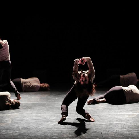 Choreography by Rami B'eer