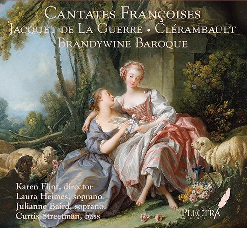 Cantates Françoise - de La Guerre & Clérambault