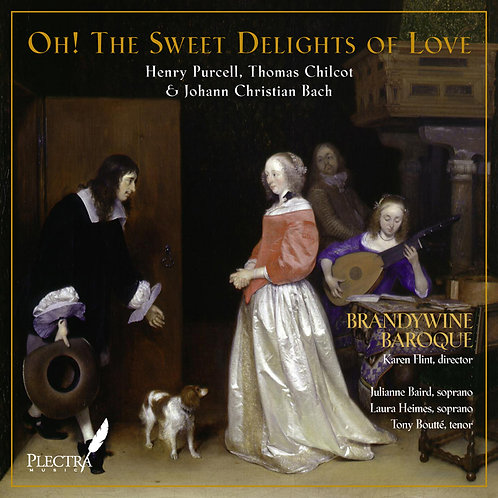 Oh! The Sweet Delights of Love - Henry Purcell
