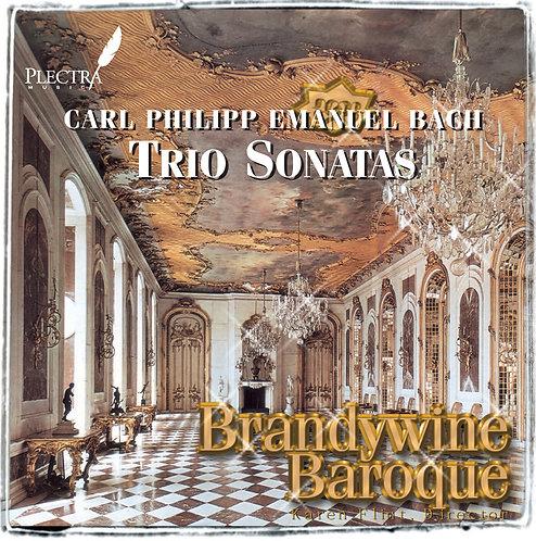 C. P. E. Bach - Trio Sonatas