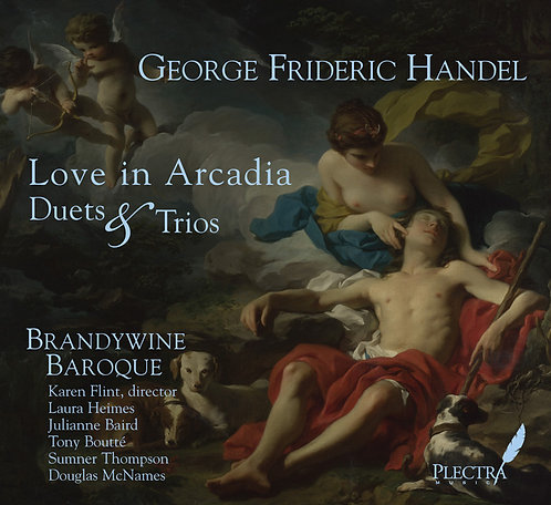G. F. Handel - Duets and Trios