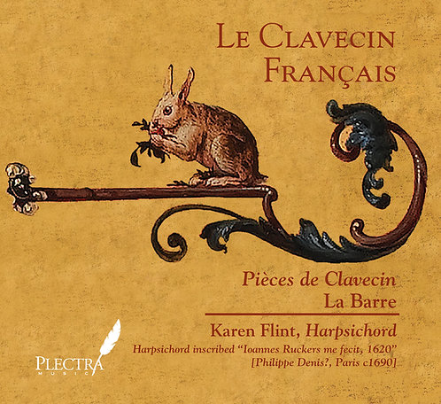 Les Pièces de Clavecin - La Barre