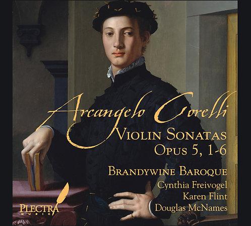Corelli -  Violin Sonatas, Op. 5, no. 1-6