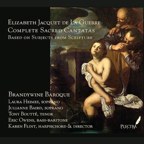 de La Guerre - Sacred Cantatas