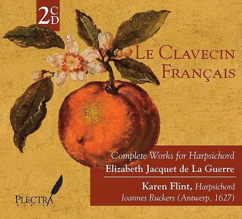 de La Guerre - Complete Works for Harpsichord