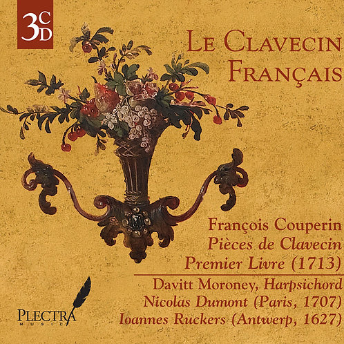 F. Couperin: Pièces de Clavecin, Premier Livre