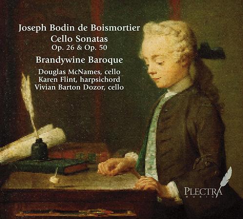 Boismortier - Cello Sonatas