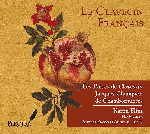 Les Pièces de Clavecin - Chambonnières
