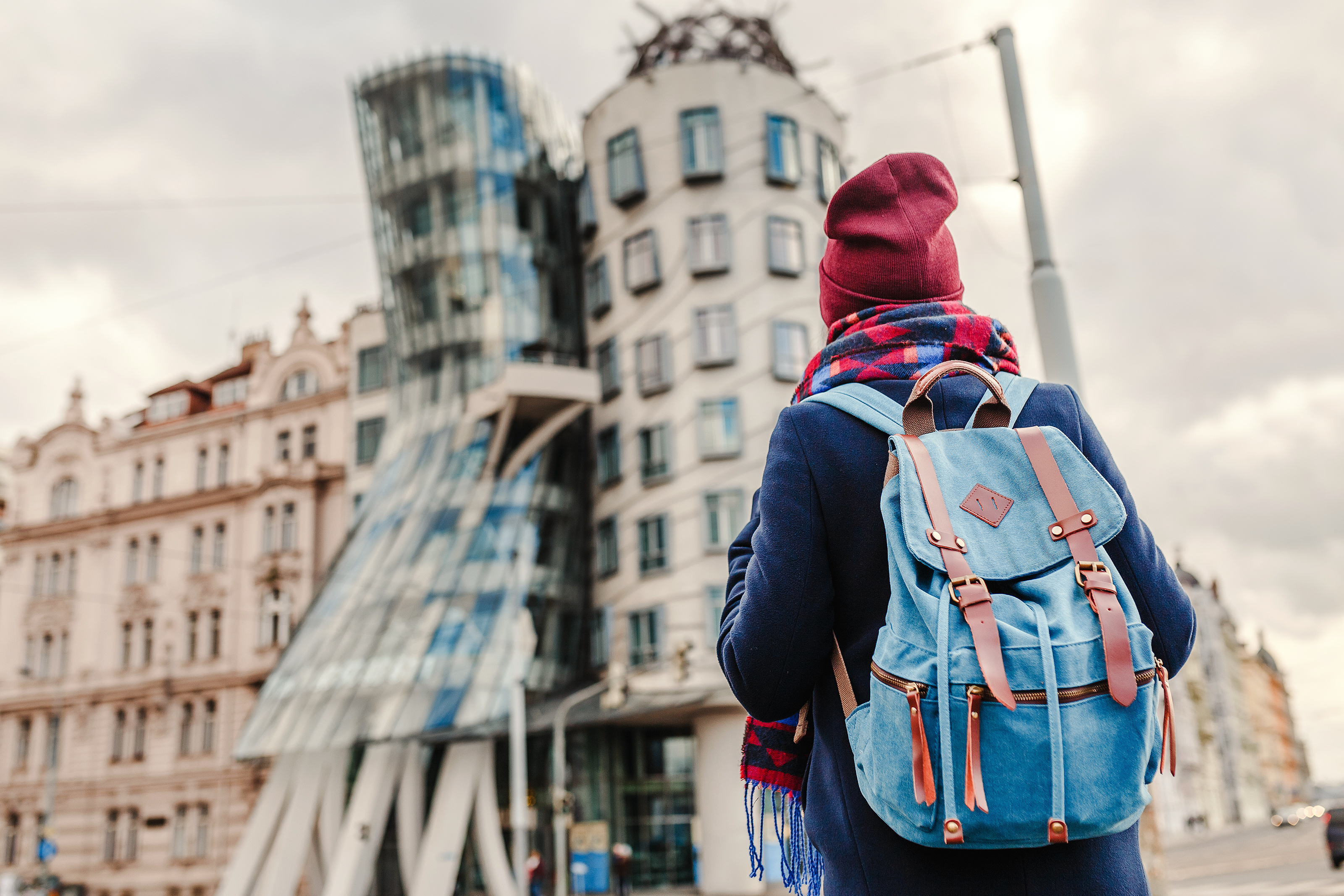 Praga Contemporánea