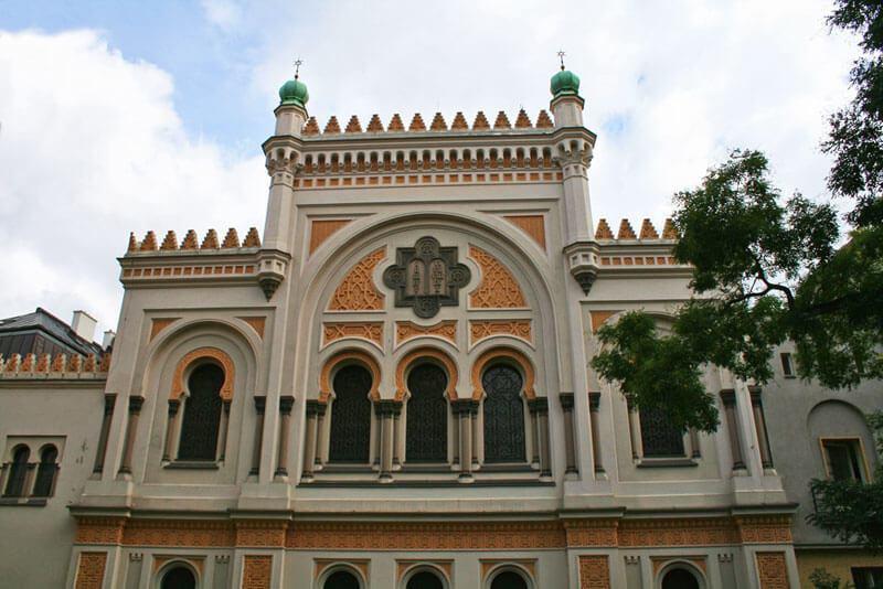 MUSEO JUDÍO DE PRAGA