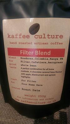 Bespoke Coffee Roasters