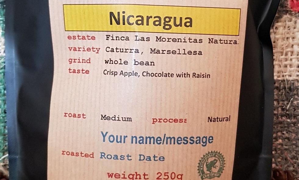 Nicaragua Finca Las Morenitas