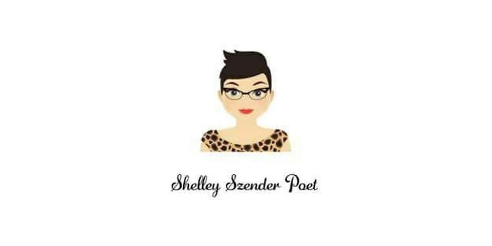 February Stanza Extravaganza with Headliner Shelley Szender
