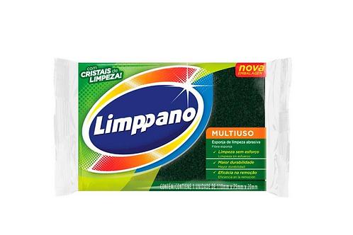 Esponja Limppano Multiuso Embalagem  1 unidade
