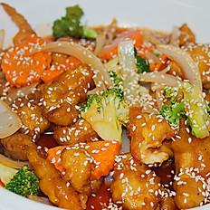Thai Sesame Chicken