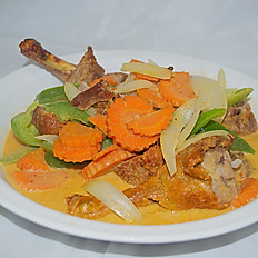 Curry Duck