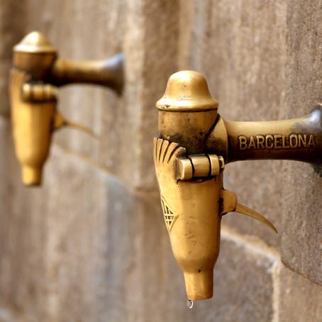 Barcelona dormida