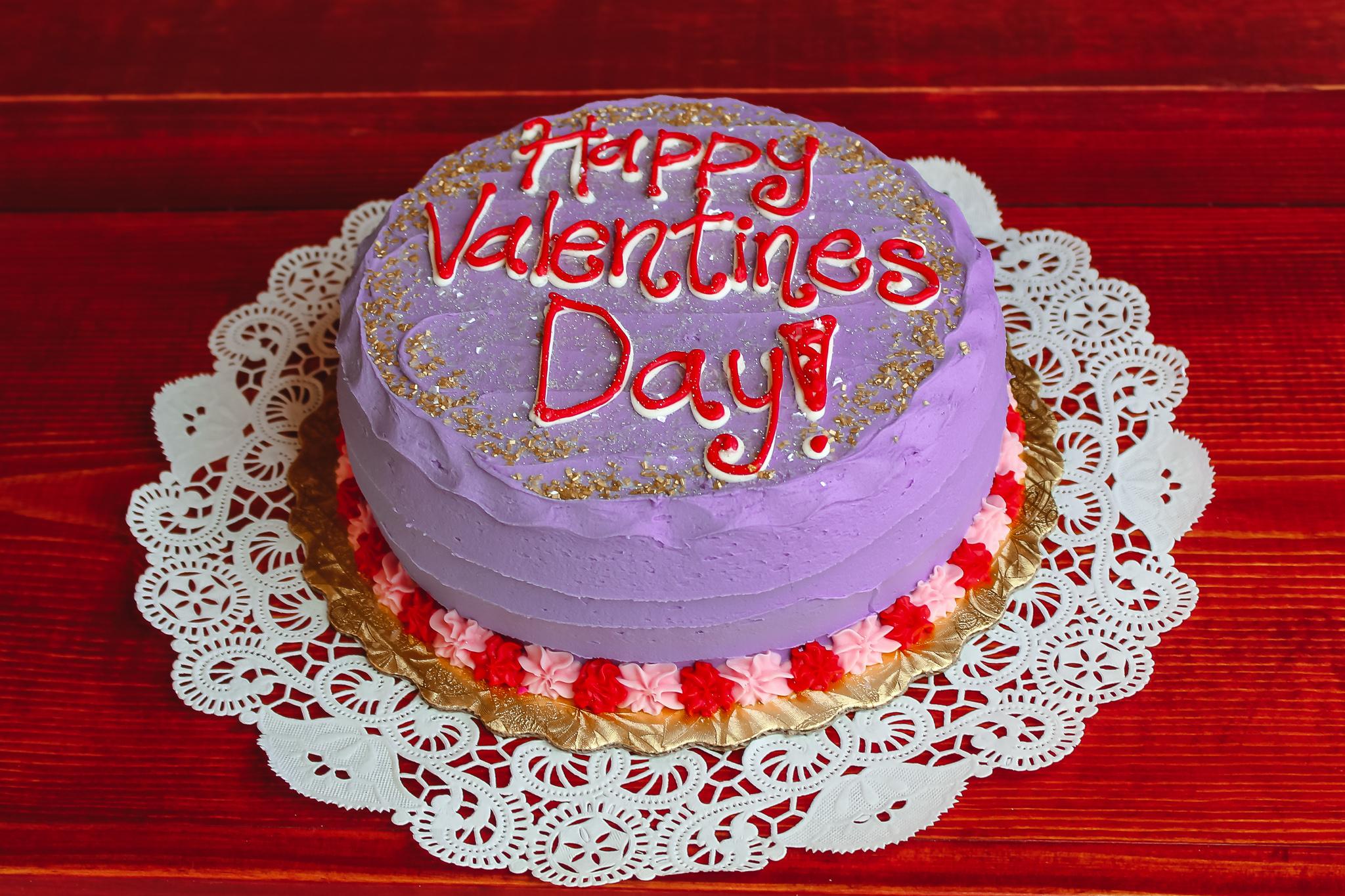 Valentines Cake 2